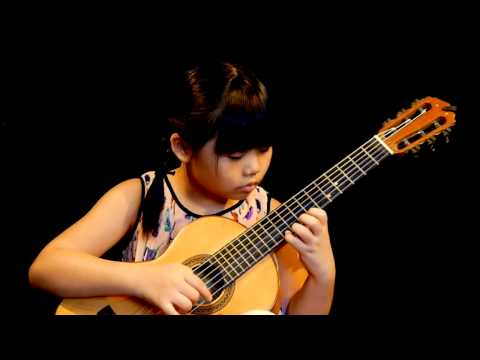 Suzuki Guitar Vol 2-5 - Adante by Paganini