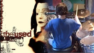 Kyle Abbott - The Used  - Says Days Ago (Drum Cover)