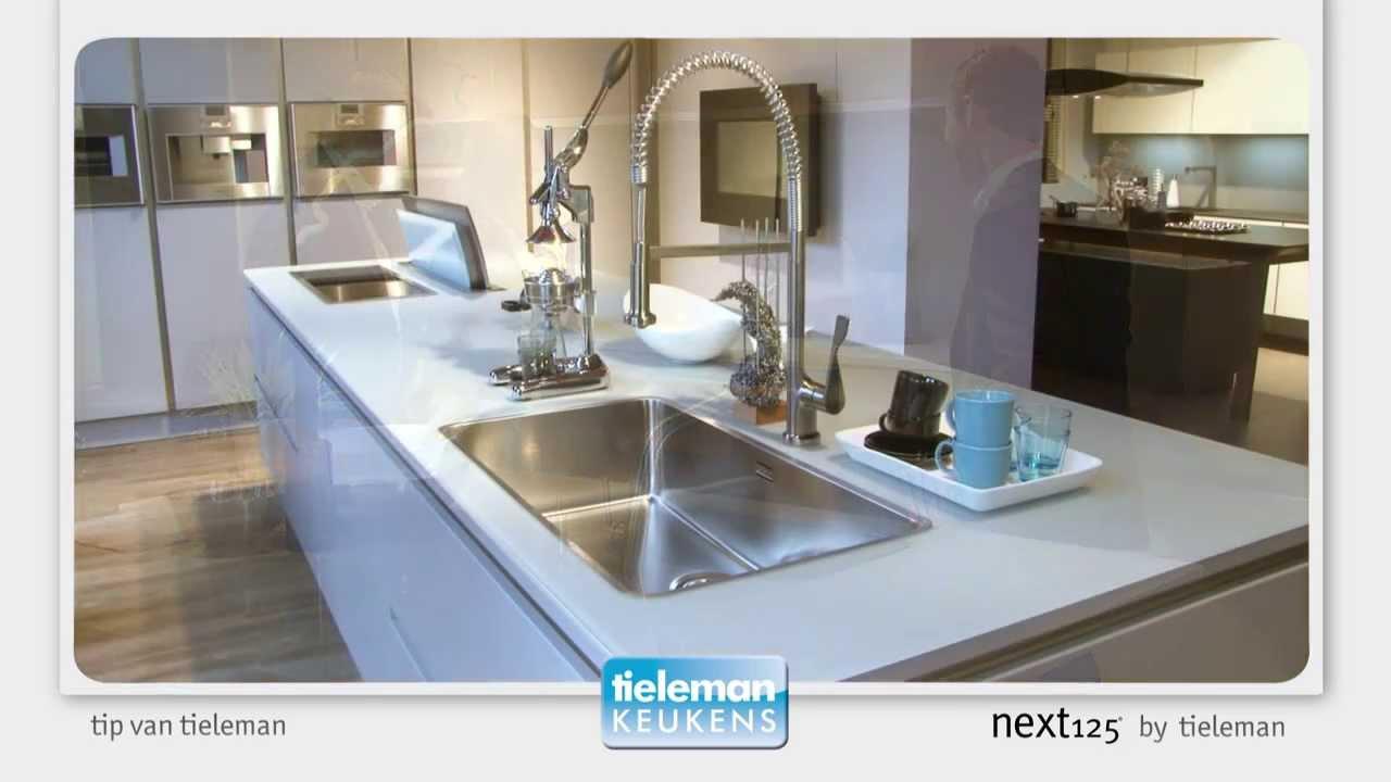 Next125 by tieleman keukens: bekijk alle next125 keukens in onze