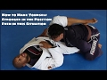 What You Should Focus on When Someone Is Passing Your Guard With The Over Under Pass