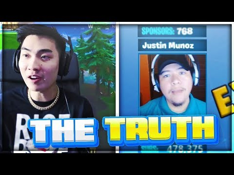 RiceGum FAKE Videos? And PAID AlexRamiGaming To Play FORTNITE for HIM!