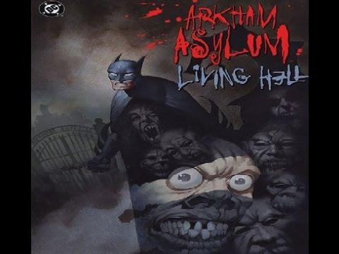 Arkham Asylum - Living Hell (1-6) (2003) | COMIC BOOK UNIVERSITY