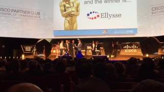 Premiazione miglior video Digital Transformation