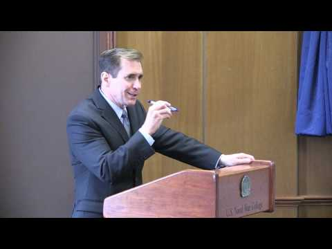 Lecture of Opportunity | Assistant Secretary John Kirby: The Information Environment Today