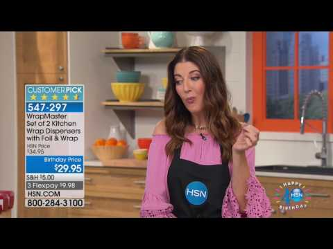 HSN | Grilling & Entertaining Celebration featuring Philips 07.30.2017 - 06 AM