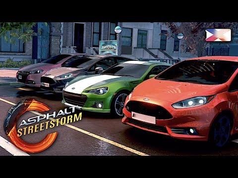ASPHALT STREET STORM - Drag Racing Asphalt Gameplay