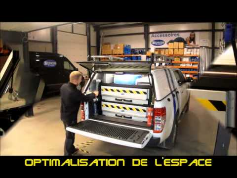 Plateau coulissant syncro system youtube - Fabriquer tiroir coulissant ...