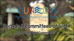 City of Dunedin Boards & Committees at Work - Thank you for your service!
