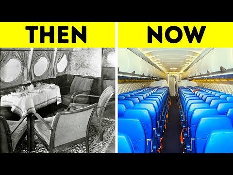 What It Was Like to Fly in the 1930s (Passengers Slept in Real Beds!)