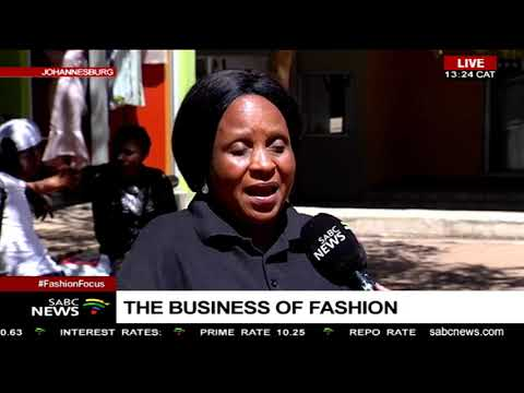 Liabo Setho live from Fashion Kapitol in Johannesburg