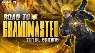 Free Fire Live Ajjubhai94 New Event Road to GrandMaster with DJ Alok - Garena Free Fire