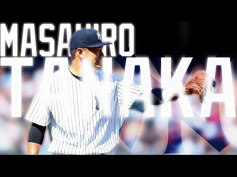 Masahiro Tanaka   2016 Yankees Highlights ᴴᴰ