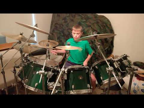 Joe Marlow Absolute Music Drum Solo Competition