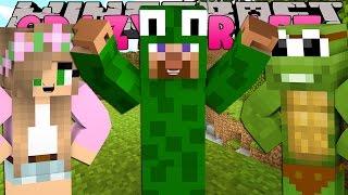 Minecraft - CRAZY CRAFT 3.0 - LITTLE LIZARD IS BACK!