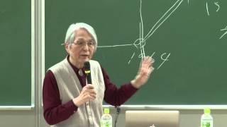 特別シンポジウム「グローバル人材と日本語」鈴木孝夫(慶応大学名誉教授)