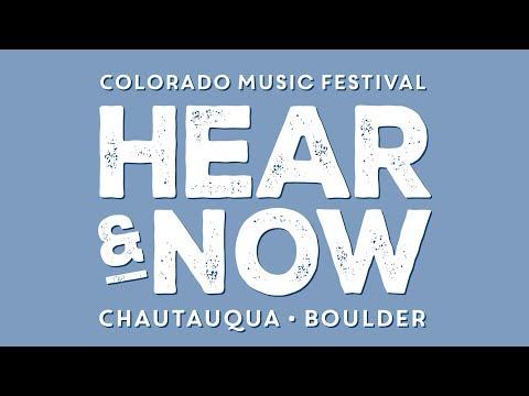 Colorado Music Festival 2018 Season - A Leonard Bernstein Celebration