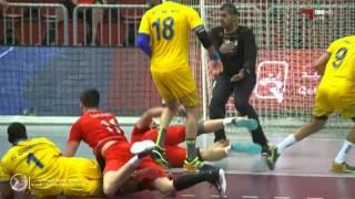 الشوط الأول | لخويا 26 - 19 الغرافة | نصف نهائي كأس قطر لكرة اليد2016