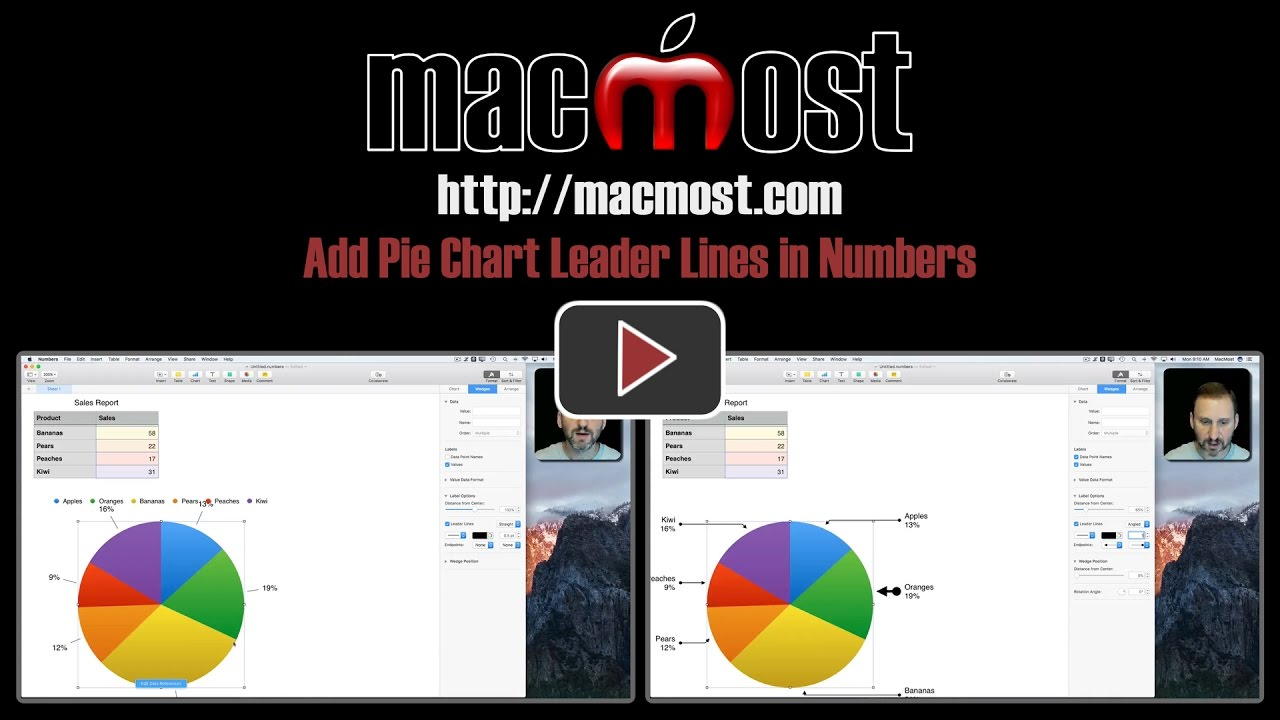 Add pie chart leader lines in numbers 1377 youtube add pie chart leader lines in numbers 1377 nvjuhfo Choice Image