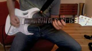 Steve Vai Bangkok and Fire Garden Suite part 1 Cover