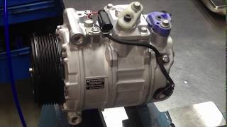 Ремонт компрессора кондиционера Mercedes-Benz ML164 OEM A0022305811(, 2016-06-15T06:04:07.000Z)