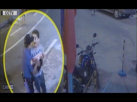 SAPUL SA CCTV   NEGOSYANTE, ARESTADO MATAPOS MURAHIN ANG MGA PULIS