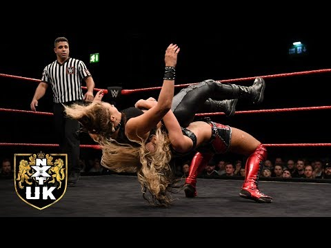Toni Storm vs. Rhea Ripley - NXT UK Women's Championship Tournament Finals: NXT UK, Nov. 28, 2018