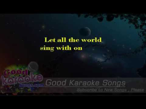 The Millennium Prayer -  Cliff Richard (Lyrics Karaoke) [ goodkaraokesongs.com ]