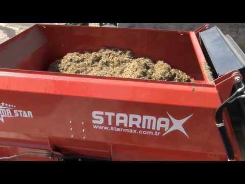 TMRStar Feeder Mixer Wagon