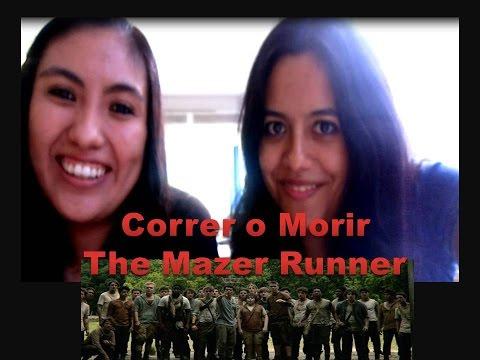 Reacción a la Pelicula Correr o Morir/ The Maze Runner