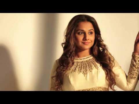 Making of Vidya Balan World Ethnic Day Video for Craftsvilla.com