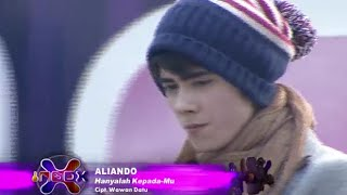 Aliando Hanya KepadaMu Live on Inbox