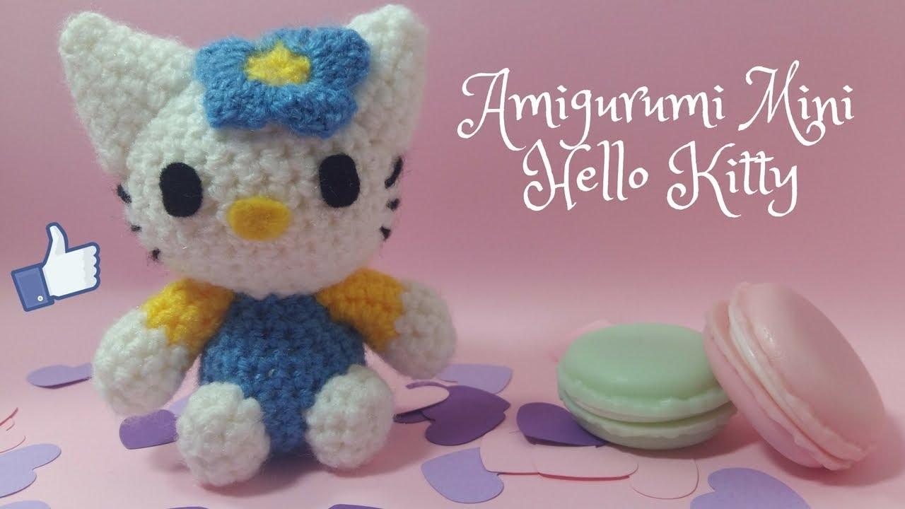 Schemi Hello Kitty a uncinetto | 720x1280