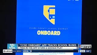 New 'CCSD Onboard' app tracks school buses in the Las Vegas valley screenshot 5