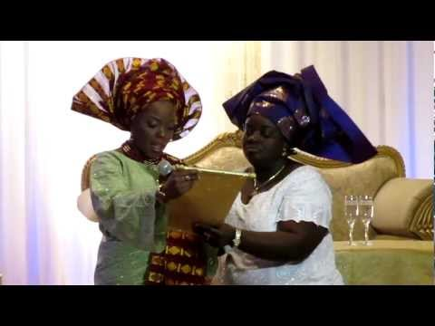 Yoruba Engagement Letter