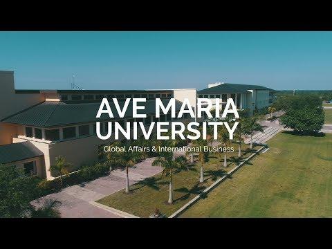 Majors & Programs: Global Affairs & Int'l Business