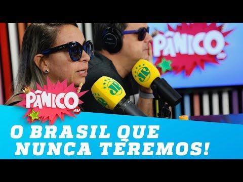 O Brasil que nunca teremos! #2