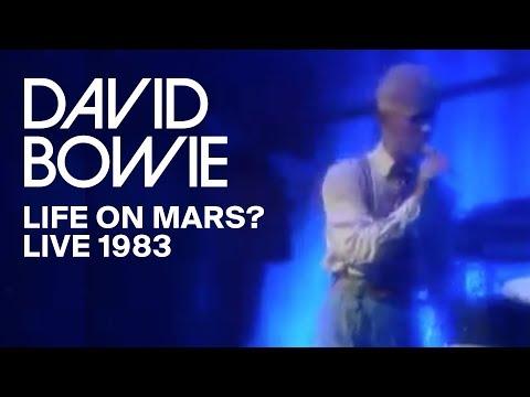 David Bowie - Life On Mars? (Serious Moonlight DVD)