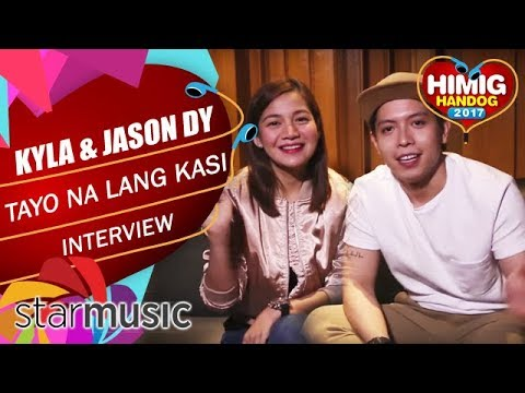 Tayo na Lang Kasi - Kyla and Jason Dy | Himig Handog 2017 (Artist Interview)