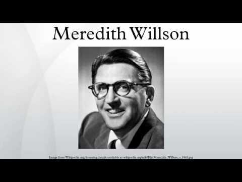 Meredith Willson