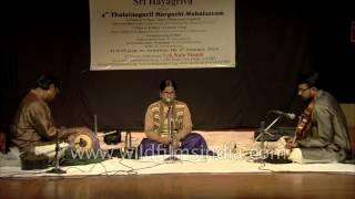 Carnatic Musical Recital by Kumari Vaishnavi Ayyappan