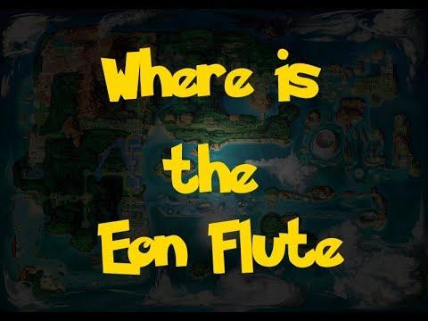 Where Is: The Eon Flute (Pokemon Alpha Sapphire/Omega Ruby)
