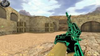 Обзор моей сборки Counter Strike 1.6 by RAZZSELB TV