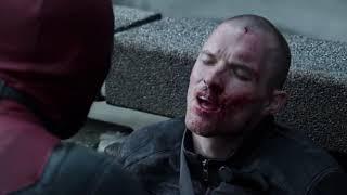 Deadpool/Best Scene/Tim Miller/Ryan Reynolds/Wade Wilson/Ed Skrein/Ajax/Stefan Kapicic/Colossus