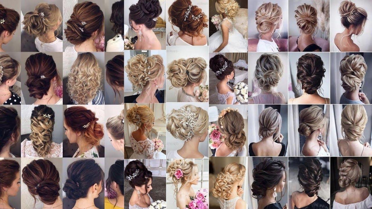 Latest Hairstyles 2020 Jura Hairstyles Bridal Hairstyles Youtube