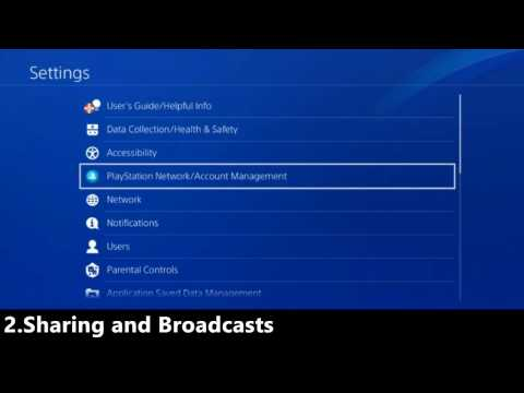 [How to?] 4 Steps for PS4 Live Streaming on YouTube/ Twitch