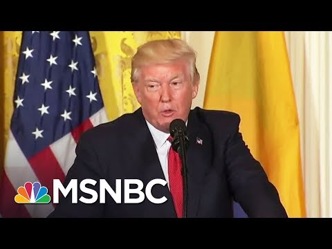 Lawrence: President Donald Trump Moves To Reward The Russians | The Last Word | MSNBC