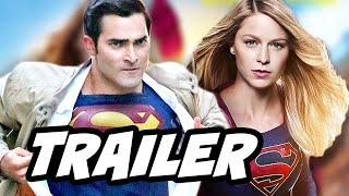 Supergirl Season 2 Episode 1 Superman Trailer Breakdown