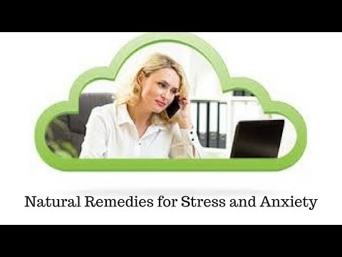 Natural Remedies for Stress - a Reflection Exercise for a Better Life