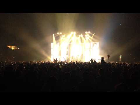 Bassnectar  @ UMASS Amherst  Pixies  Where is my mind  Clip B