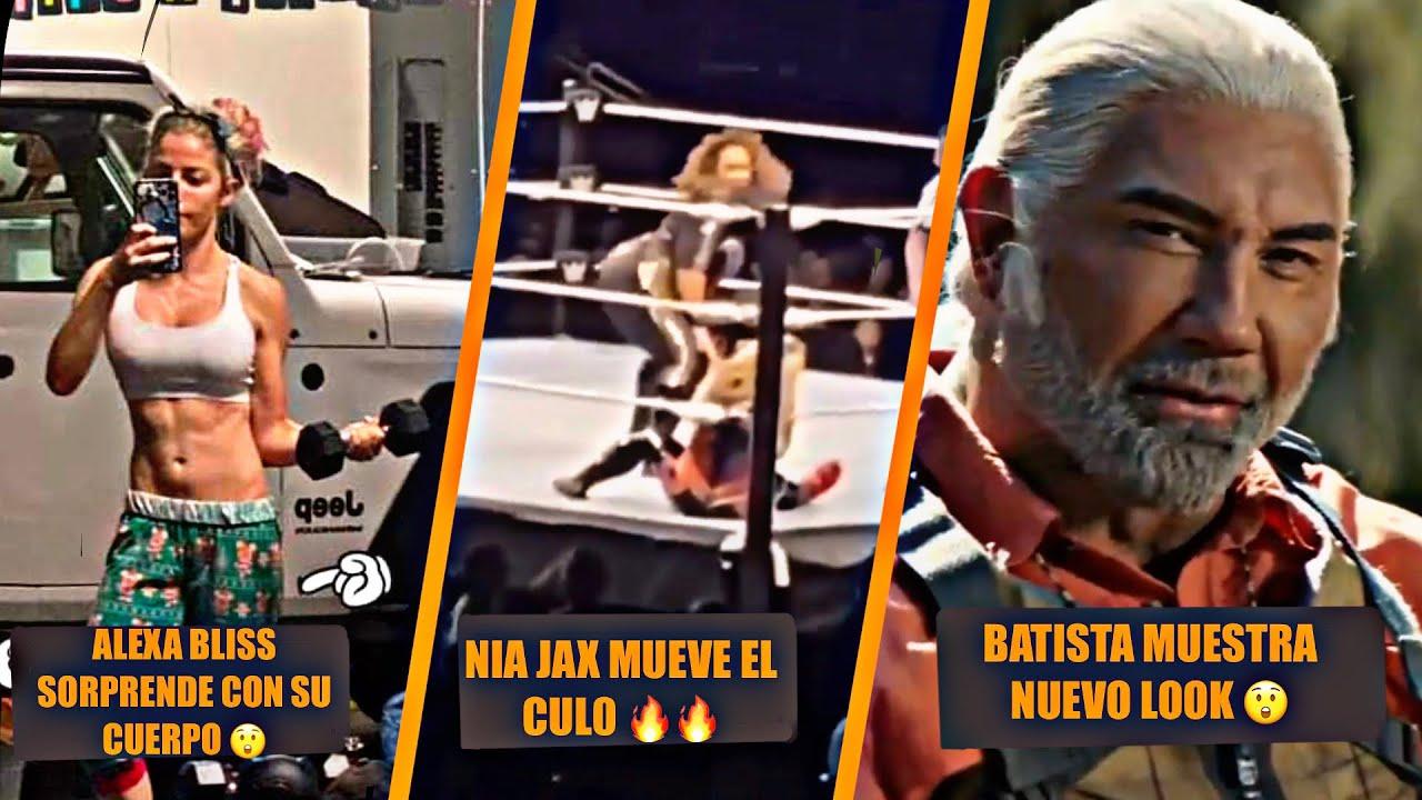 Alexa Bliss Sorprende con su Cuerpo, Becky Lynch a SmackDown, Batista y su Nuevo Look